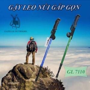 Gậy leo núi 3 khúc gấp gọn Gazelle Outdoors GL7110