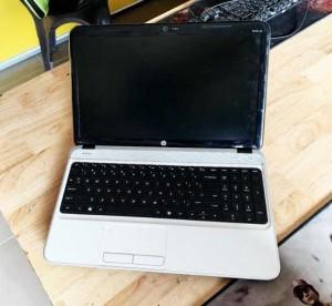 Laptop HP Pavilion G6 Core i5-3210M Ram 4GB SSD 120GB Màn 15.6 Inch Full HD Máy Màu Trắng Đẹp