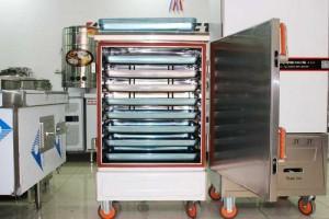 Tủ nấu cơm công nghiệp 4-6-8-10-12 khay