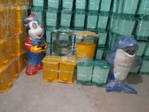 Thùng rác nhựa y tế,thùng rác đạp chân y tế