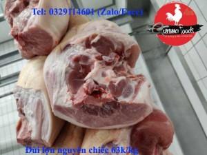 Thịt Lợn Nhập Khẩu Trực Tiếp, An Toàn Nhất, Giá Tốt Nhất