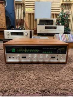 Ampli SANSUI 5000X ( power dính 320w)