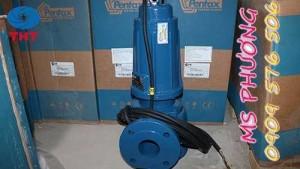 Bán máy bơm chìm nước thải công nghiệp Pentax giá tốt