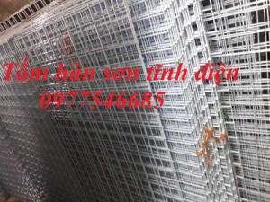 Lưới hàn ô vuông sơn tĩnh điện, lưới hàng rào sơn tĩnh điện, lưới bọc nhựa