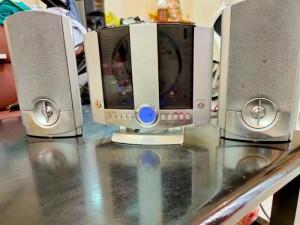 Dàn máy CD mini GPX HM3817DT .