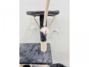 Thanh lý trụ mèo (cattree) màu xám lông chuột