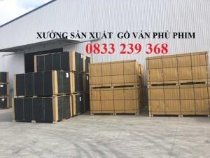 Gỗ cốp pha đổ bê tông giá rẻ tại Hà Nam