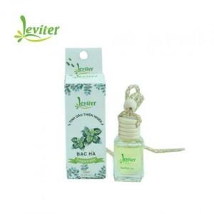 Lọ Treo Tinh dầu Bạc Hà Leviter 10ml Treo Xe- Tủ Quần Áo- Khử Mùi - Thanh Lọc Không Khí