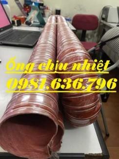 Ống silicone chịu nhiệt D76 hàng có sẵn.