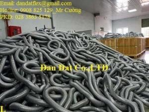 Ống thép mềm bọc nhựa luồn dây điện D20, Ống thép mềm bọc nhựa luồn dây điện D25, Ống thép mềm bọc nhựa luồn dây điện D32