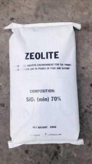 Zeolite, zeolite hạt, zeolite bột