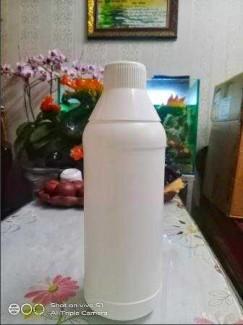 Chai nhựa đựng dược phẩm