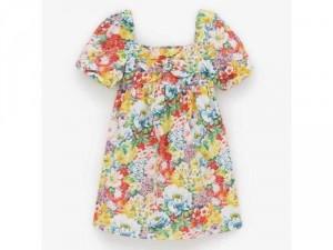Set Váy Hoa Zara Auth