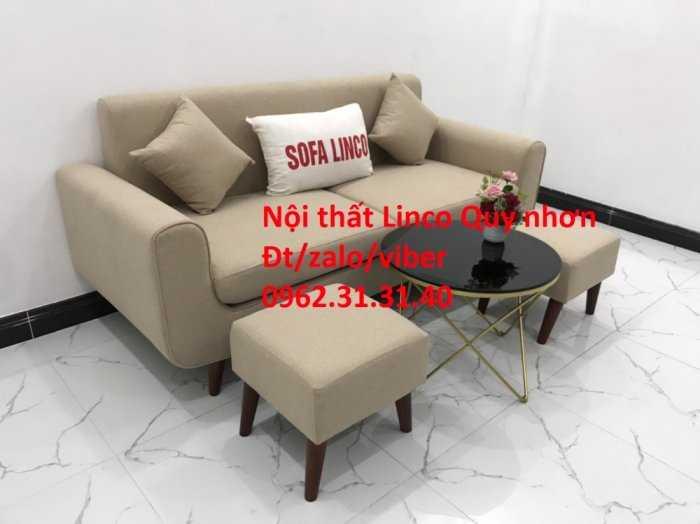 Mẫu ghế sofa băng tại Nội thất Linco Quy Nhơn, Bình Định