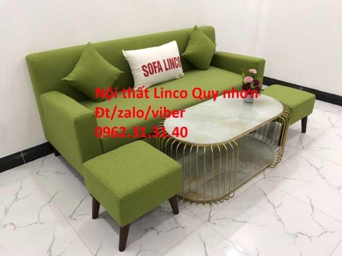 Bộ ghế sofa băng tại Nội thất Linco Quy Nhơn, Bình Định
