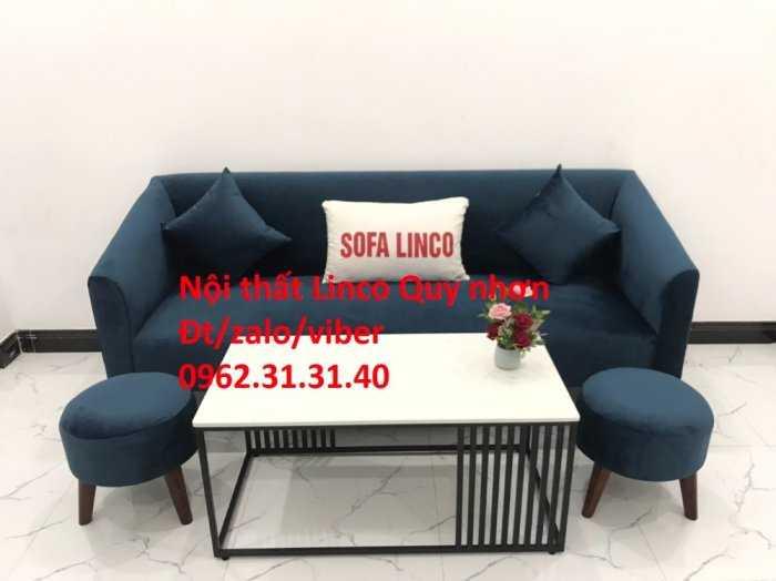 Bộ sofa băng SFB03, Nội thất Sofa Linco Quy Nhơn, Bình Định