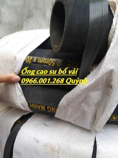 Ống cao su bố vải chống nổ, chống xé dẫn dầu, xả cát các loại phi 32,50,60,76 đến 300 giá rẻ
