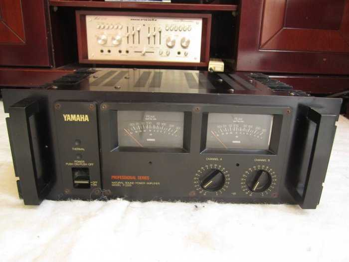 Power yamaha pc 2200