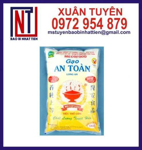 Cung cấp túi gạo 5kg PA
