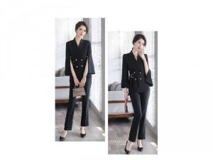 2020-11-29 08:03:04  2  Bộ đồ vest nữ trẻ trung kiểu Hàn Quốc SG 410,000
