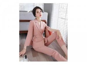 2020-11-29 08:03:04  4  Bộ đồ vest nữ trẻ trung kiểu Hàn Quốc SG 410,000