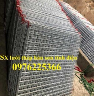 2020-11-29 08:54:56  11  Lưới hàn ô vuông 5x5cm, lưới hàn mạ kẽm, lưới hàn sơn tĩnh điện 20,000