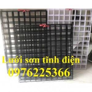 2020-11-29 08:54:56  8  Lưới hàn ô vuông 5x5cm, lưới hàn mạ kẽm, lưới hàn sơn tĩnh điện 20,000