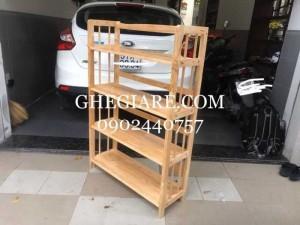 2020-11-29 14:34:57  13  Kệ gỗ cao su giá rẻ tại Hồ Chí Minh , Miễn phí giao hàng 400,000