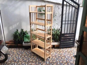 2020-11-29 14:34:57  12  Kệ gỗ cao su giá rẻ tại Hồ Chí Minh , Miễn phí giao hàng 400,000
