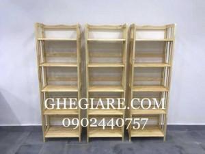 2020-11-29 14:34:57  8  Kệ gỗ cao su giá rẻ tại Hồ Chí Minh , Miễn phí giao hàng 400,000