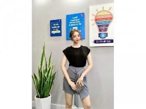 2020-11-29 15:13:51  3  Set bộ Chân váy Hàn quốc phối áo thun SG 310,000