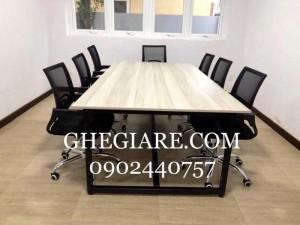 Chuyên sản xuất bàn chân sắt văn phòng giá rẻ tại Hồ Chí Minh