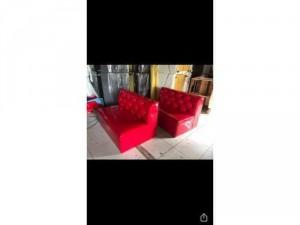 Sofa nệm simily và vãi bố giá tại xưởng