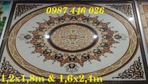 2020-11-30 08:42:46  1  Gạch thảm trang trí, gạch hoa văn, tranh gạch men HP7321 2,690,000