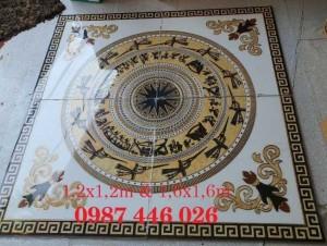 2020-11-30 08:56:38  6  Gạch chiếu nghỉ, gạch thảm hoa văn vuông HP721 2,000,000
