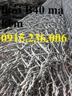 2020-11-30 09:38:03  2  Hàng rào B40, lưới thép B40 mạ kẽm, bọc nhựa giá rẻ 1,000