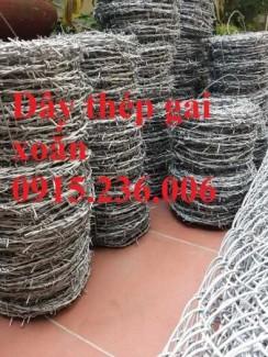 2020-11-30 09:49:43  1  Dây thép gai nhọn, hàng rào thép gai nhọn luôn sẵn hàng, giao tận nơi 1,000