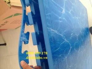 2020-11-30 09:50:35  2  Thảm xốp đại dương lót sàn cho khu vui chơi giá rẻ 195,000