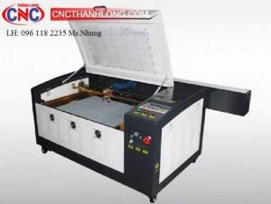 Máy khắc laser 6040 cắt khắc phi kim giá rẻ