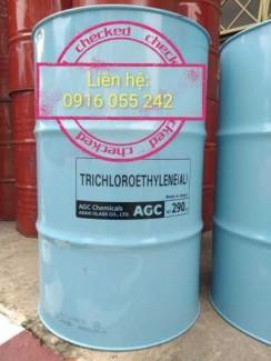Hóa Chất Tẩy Rửa Tce- Trichloroethylene - 290Kg/thùng