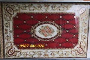 Gạch thảm, thảm gạch trang trí chữ nhật HP0455