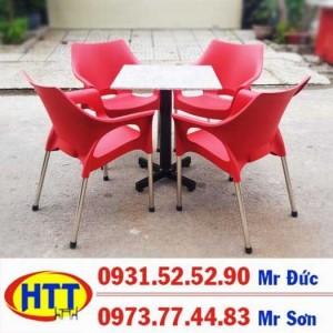 Bàn ghế cafe giá rẻ tại hồ chí minh HTN02