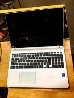 Laptop SONY VAIO FIT VJF151 Core i7-4510U Ram 8GB SSD 256GB VGA ON Màn 15.6 Inch Cảm Ứng