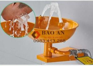 Bồn rửa mắt khẩn cấp gắn tường ABS