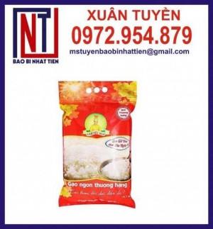Bao bì đựng gạo, cung cấp bao bì gạo