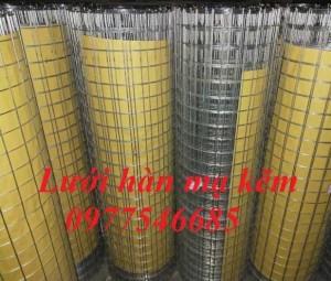 Lưới hàn mạ kẽm, lưới làm vách ngăn, lưới làm giàn trang trí