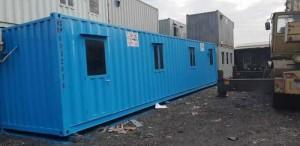 Bán và cho thuê container các loại 10 feet, 20 feet, 40 feet làm văn phòng, kho, vệ sinh,…
