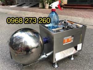 Máy vo viên bánh nhãn vừng Thanh Hóa 10mm