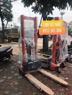 xe nâng tay Tải trọng nâng: 1.000kg