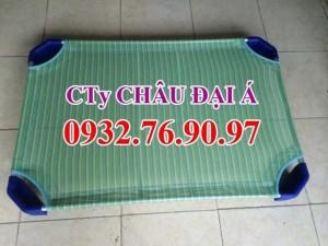 Giường mầm non vải lưới CDA1